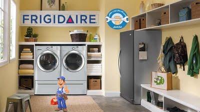 نمایندگی تعمیرات ماشین لباسشویی فریجیدر