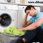 عیب یابی علت تخلیه نشدن آب ماشین لباسشویی سامسونگ