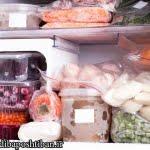 علت آب شدن یا شل شدن مواد غذایی درون یخچال و فریزر سامسونگ