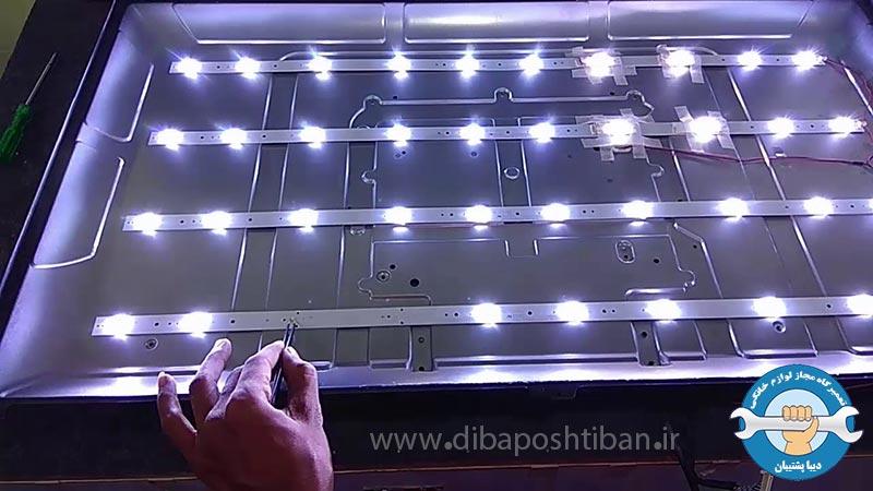 علت قطع شدن تصویر تلویزیون LED و LCD هنگامی که صدا دارد