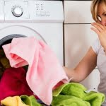 تعمیر ماشین لباسشویی که بوی سوختگی می دهد