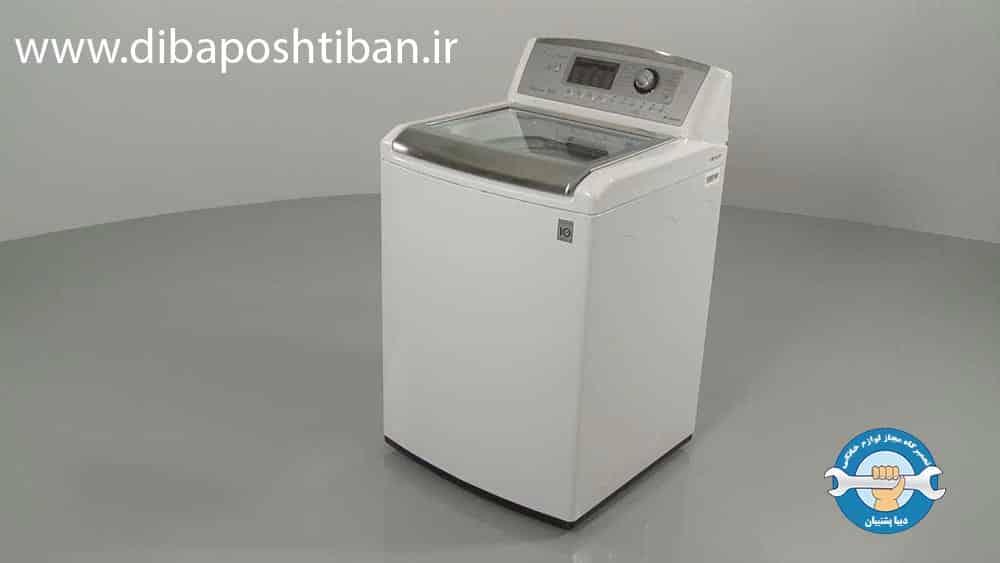 بیشترین خرابی های ماشین لباسشویی درب از بالا