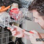 علت شستشوی طولانی مدت ماشین ظرفشویی