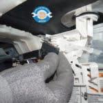 آموزش تعویض شناور خراب در ماشین ظرفشویی ال جی