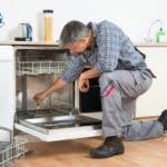 تعویض مقسم آب و سوئیچ فلوتر ماشین ظرفشویی