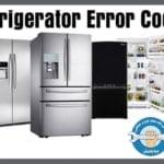 ارور و کد خطای یخچال فریزر و ساید بای ساید