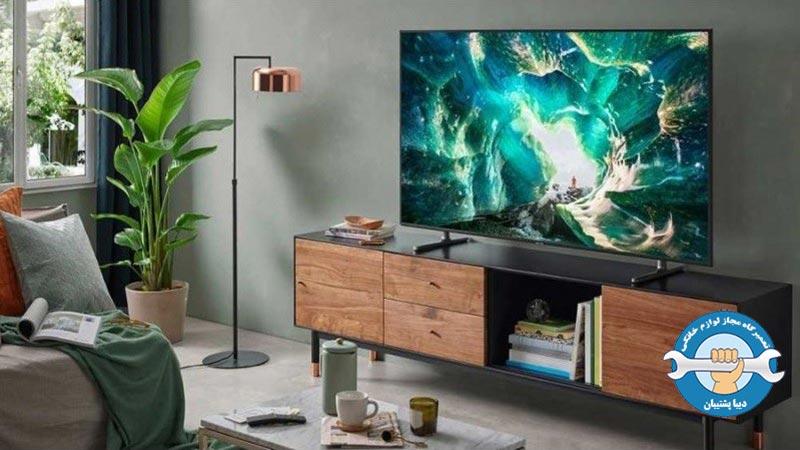 راه حل سوختن برد اصلی تلویزیون ال ای دی