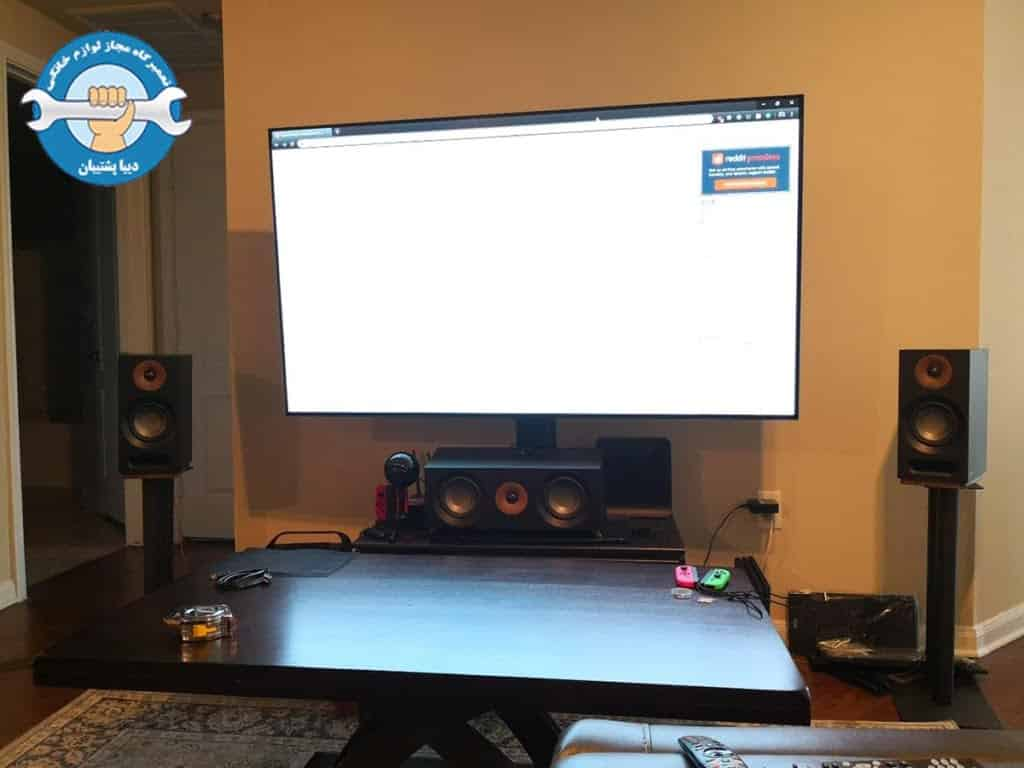 نصب و تنظیمات تلویزیون الایدی الجی