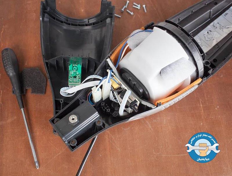 تعمیر مشکل خاموش شدن جاروبرقی در هنگام کار کردن