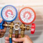 علت نشتی گاز در کولر گازی اسپلیت