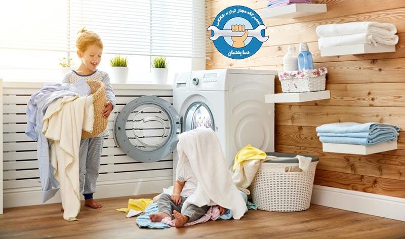فروش قطعات ماشین لباسشویی