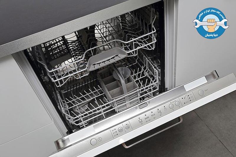 جلوگیری از خاموش شدن ظرفشویی در حین کار