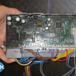 علت سوختن برد الکتریکی ماشین ظرفشویی