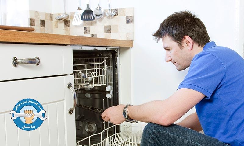تعمیر تخصصی برد الکتریکی ماشین ظرفشویی