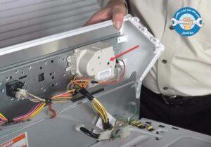 علت و علائم سوختن برد الکتریکی ماشین لباسشویی
