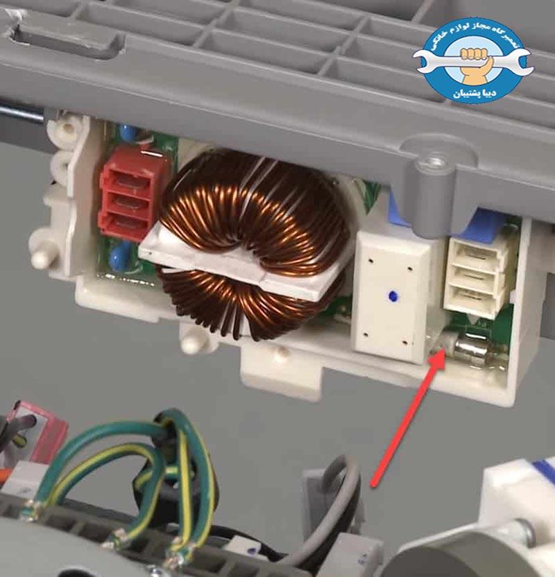 تعمیر خرابی برد الکتریکی