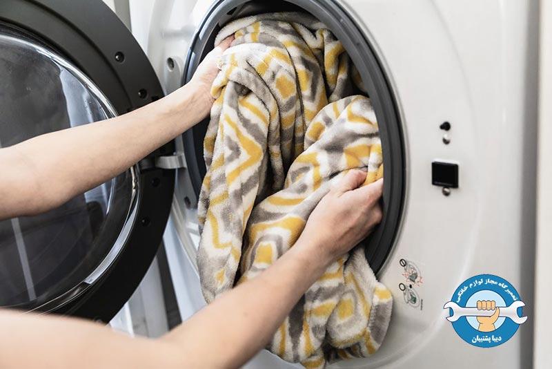 علل چروک شدن لباس در ماشین لباسشویی